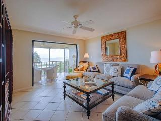 Gulf front three bedroom luxury condo, Sanibel Island