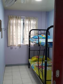 Double Deck Single Bed