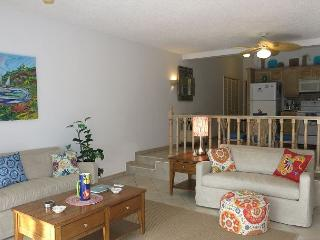 A Two Bedroom Tropical Condo at Cupecoy Beach Club