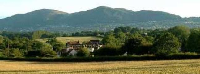 The Malvern Hills are only a few miles away and are ideal for a good walk!