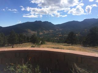 Skyline - Michener House in the Sky, Estes Park