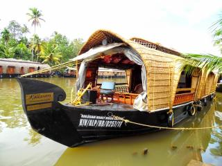 Backwater Eco Tours in Kerala Backwaters, Kumarakom