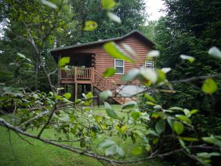 FOX CREEK WATERSIDE CABIN near the Smoky Mountains, Bryson City