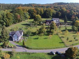 Ferienhaus/Groepsacc. Waldstube im NP Eifel, Simmerath