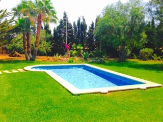 Villa privada con piscina .Playa de Es Trenc.Wifi.