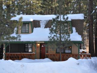 2 Bedroom House in Big Bear - Mountain Cabin