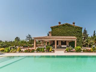 Magnífica casa mallorquina con piscina privada