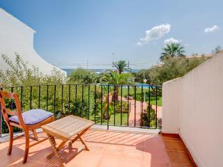 Javea - The Fairy: front beach, pool and garden