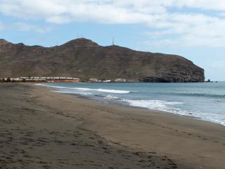 Apartamento junto la playa con Wifi y TV satélite, Gran Tarajal