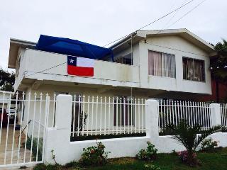 Algarrobo hermosa casa de DOS Habitaciones a pasos del mar