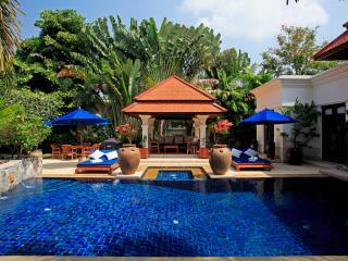 Thai sala by the pool