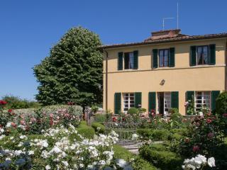 Villa la Strega, Siena