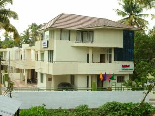 Serviced Villa at the banks of Ashtamudi Lake, Kollam