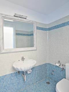 Poolside Shower Room