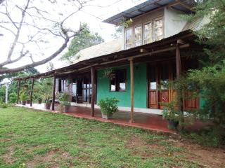 Beautiful wooden house with outstanding views, Kandy