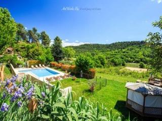 Locations de vacances  l'oustaou du luberon havre de paix en Provence