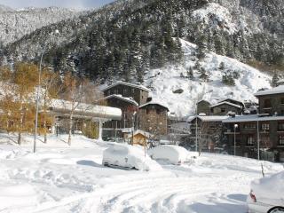 ARINSAL APPARTEMENT ski rando  4  PERS, Arinsal