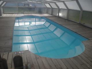 Le Schmalick (Chevreuil, 10 pers.) avec piscine