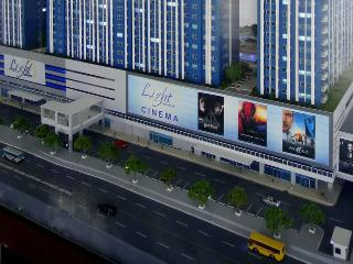 New 1 Bedroom with Balcony at Light Residences, Mandaluyong