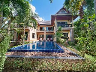 4-bedroom poolvilla A, Bang Tao Beach
