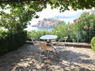 Studio in Sveti Stefan with Sea View