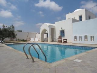 Villa safiya avec piscine privée sans vis à vis, Midoun