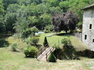 Casciana The Watermill. Private pool. WIFI, Camporgiano