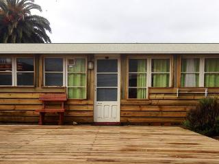 Apartamento N°7 tipo Cabana, Piscina Temperada Jaccuzzi Hidromasaje