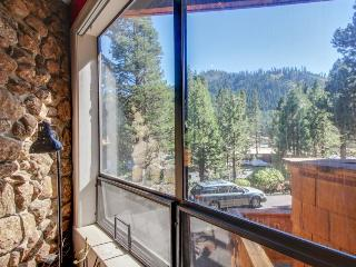 Chic, ski-in/ski-out, dog-friendly condo w/great mountain views, perfect locale