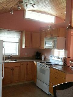 your kitchen awaits you to cook in it
