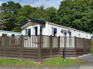 Luxury Holiday Home in Finlake 5* Holiday Park