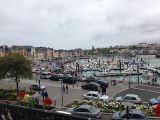 LES ARCADES appartement 6 pers. vue port de plaisance., Dieppe