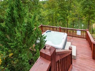 Mountain Lake Lodge - Private Pool & Private Lake, Ellijay