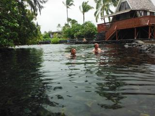 Kapoho Champagne Pond Getaway