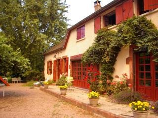 Chambre d'hôtes Cannelle, Dompierre-sur-Besbre