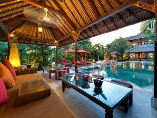Villa Kalimaya I - an elite haven, 5BR, Seminyak