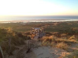 The dunes, the beach, the nature...