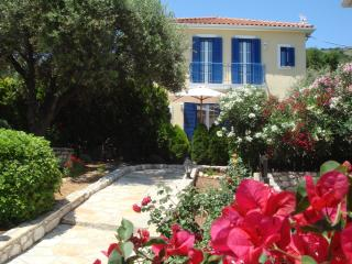 Villa Vounaki Holiday Rental Agia Efimia, Private Pool, Marvellous Sea Views