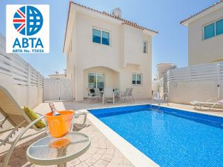 Oceanview Villa 028 -  incredible roof terrace, Famagusta