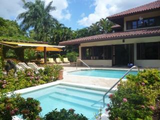 Spacious 4-bedroom villa near beach, La Romana