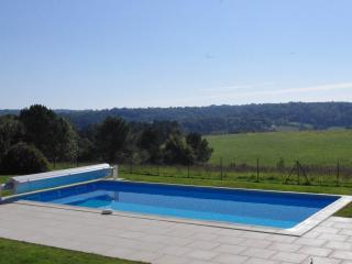 South facing Private heated swimming pool