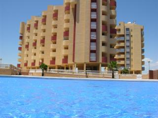 Sea View - Free WiFi - Pool - Balcony - 5207, La Manga del Mar Menor