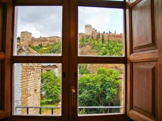 Vistas fantásticas a la Alhambra, Granada