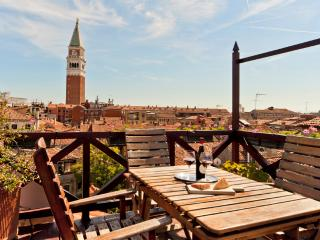 The most stunning view in Venice