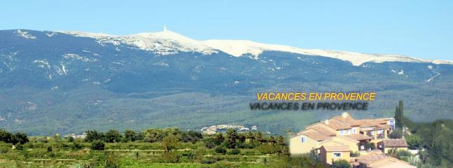 VIEW RESIDENCE AND VENTOUX