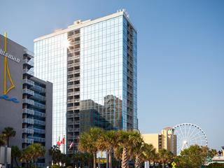 Vacation in the Heart of Myrtle Beach- 1 Bedroom Condo at SeaGlass Tower