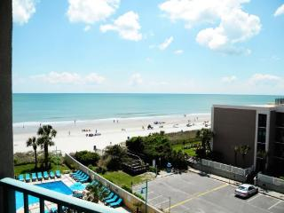 2543/2544 Sand Dune Resort : Gorgeous Recently Re-modeled 2 bedroom/2 full baths, Ocean view Condo-Sleeps 10, Myrtle Beach