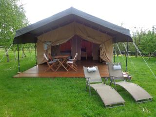 Safari Lodge tent