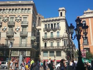 Dorman Place I, Barcelona