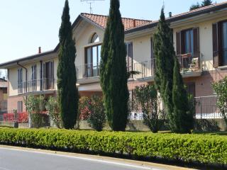 01Lake Garda New House, garden 3 bedrooms WiFi, Roe Volciano
